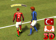 Striker Superstars - 3D Türkçe Online Futbol