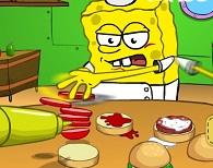 Sünger Bob Hamburger Büfesi İşletme