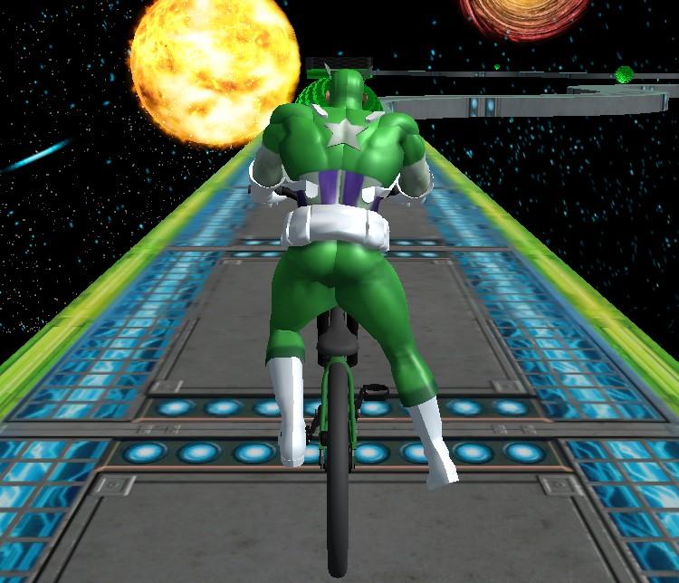 Süper Kahramanlar BMX