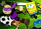Süper Kahramanlar Futbol 3 - Nick Soccer Stars