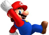 Süper Mario Boyama