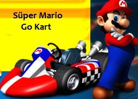 Süper Mario Go Kart Yarışı