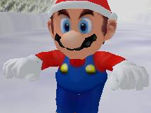 Süper Mario Noel Koşusu 3D