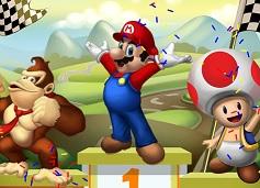 Süper Mario Yarış 2