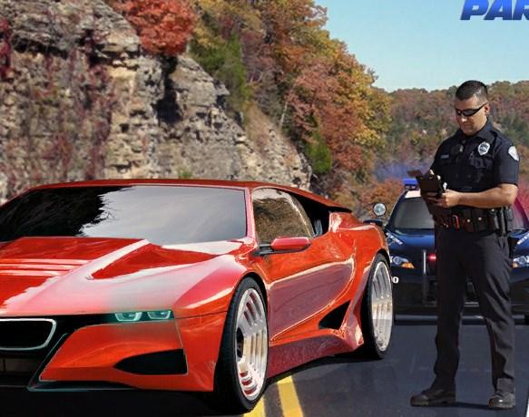 Süper Polis Arabaları