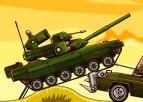 Süper Tank - Geliştirmeli