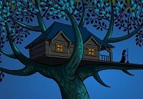 Süpürgeli Cadının Evindeki Gizem - Baba Yaga