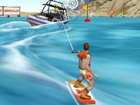 Sürat Teknesi ile Sörf