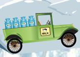 Süt Kamyonu Yarışı