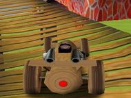 Tahta Araba Yarışı 3D
