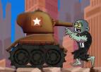 Tank ile Zombi Ezmece - Geliştirmeli