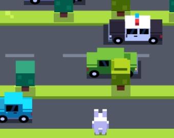 Tavşanı Karşıdan Karşıya Geçir