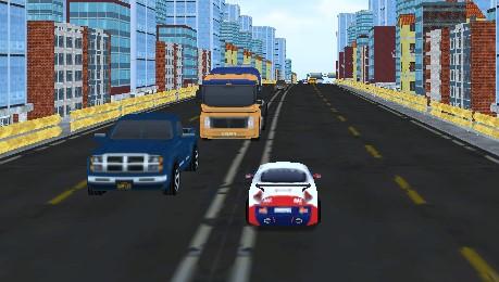 Tehlikeli Sokak Yarışı