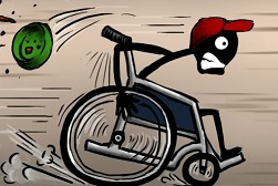 Tekerlekli Sandalye - Türkçe