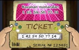 Ticket - Bilet (Türkçe)