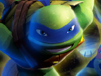 TMNT Ninja Kaplumbağalar 3D