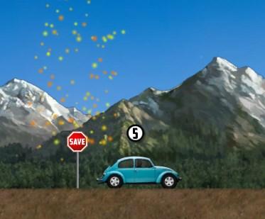 Toplu Araba Yarışı