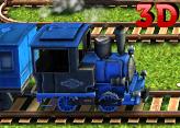 Tren Yolu Kazasını Engelle 3D