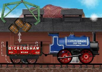 Trenle Yük Taşıma 1