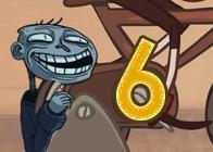 Trollface Quest 6 - Spor