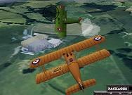 Uçak Savaşı Similasyonu