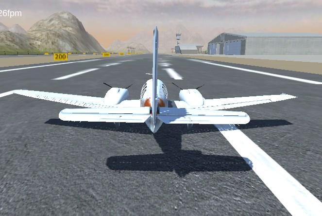 Uçak Simülasyonu