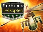 Uçan Fırtına Helikopteri 3D