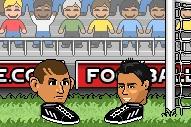 Ünlülerle Kafa Futbolu 2 Kişilik