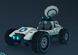 Uzayda Yarış Unity 3D