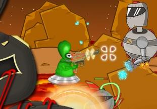 Uzaylılar Robotlara Karşı