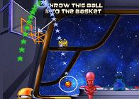 Uzaylılarla Basketbol