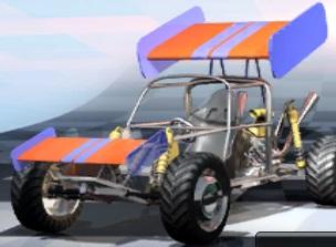 Vahşi Arabalar 3D