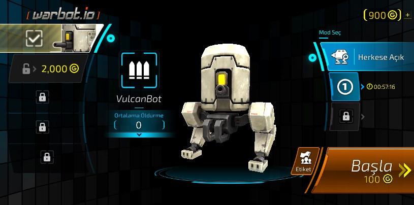 Warbot Türkçe