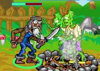 Yaşlı Adam Zombilere Karşı