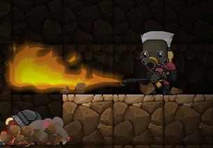 Yeraltındaki Madenci