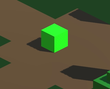 Yeşil Kare