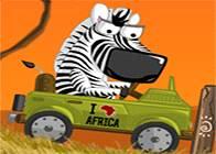 Zebra Arabası