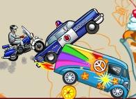 Zengin Arabalar 3 Polisten Kaçış - Geliştirmeli