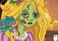 Zombi Rapunzel