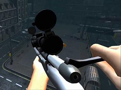 Zombi Şehri Keskin Nişancı 3D