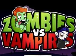 Zombiler vs Vampirler