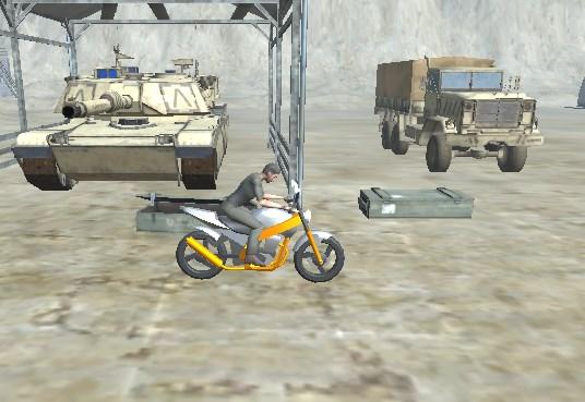 Zor Motosiklet Parkuru