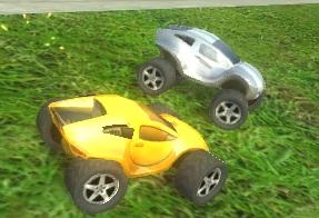 Zorlu Yarış - Unity 3D