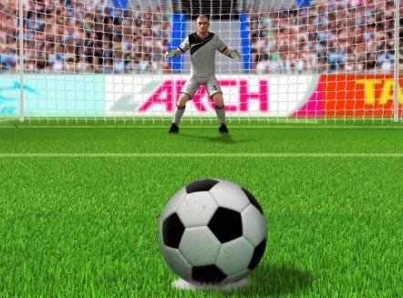 3D Gerçekçi Penaltı Atışları