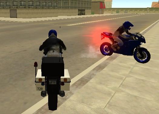 3D Süper Motosikletler