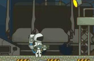 Astronotun Macerası