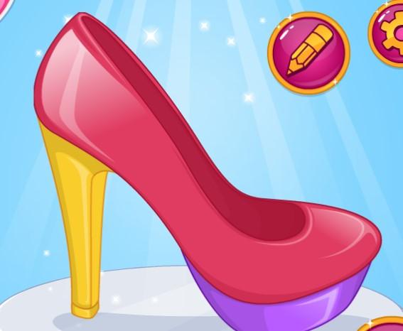Barbie Ayakkabı Tasarımı