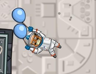 Bıyıklı Astronot