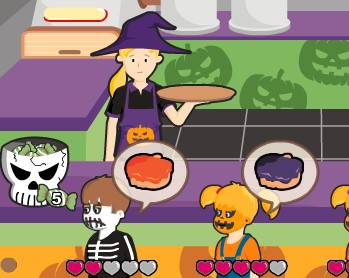 Cadılar Bayramı Restorantı