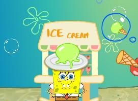 Dondurmacı Sünger Bob